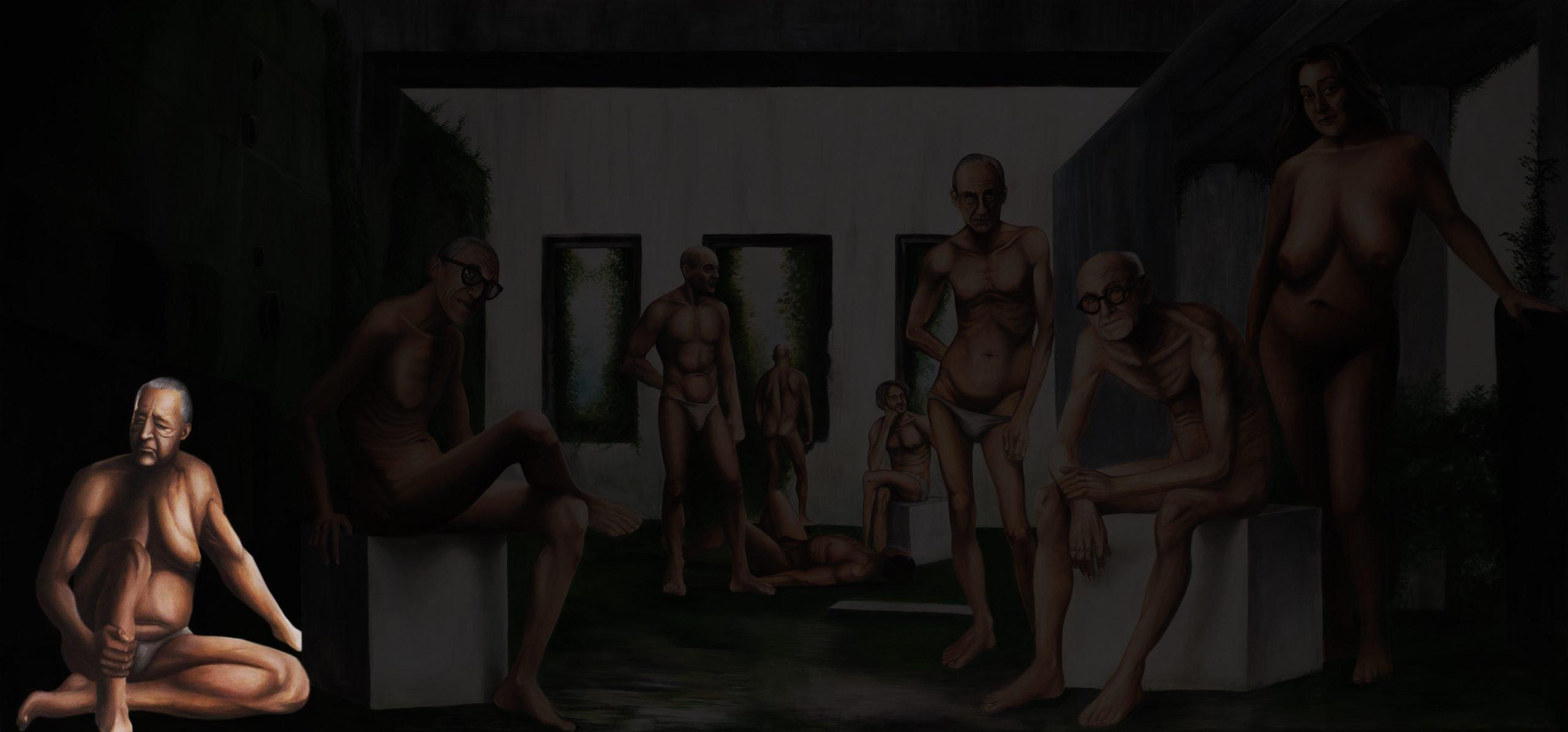 Detail 01 – Ludwig Mies van der Rohe