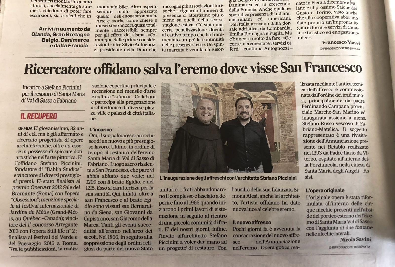 Corriere Adriatico 20-08-2018 2